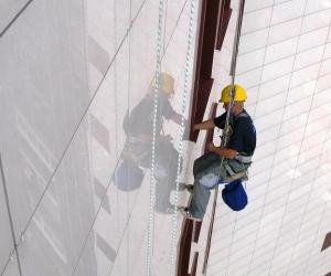 Промышленные альпинисты москва услуги цена